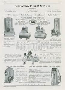 Plumbing Supplies Dayton Ohio by Dayton 1940 Advertisement Plumbing Ad Water Pumps