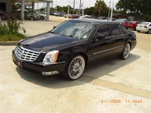 Cadillac On Swangas Cadillac Dts On Swangas