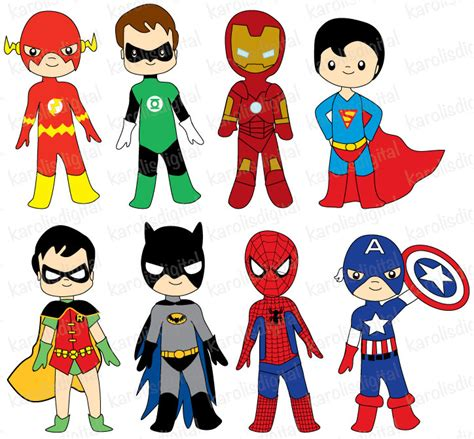 superheroes images baby clipart clipart panda free clipart images