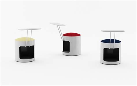 Rolling Stool With Storage by Rolling Stools With Backrests And Storage Co Work Spaces