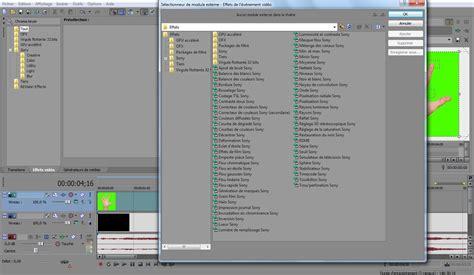 sony vegas pro tutorial using the chroma keyer effect r 233 solu sony vegas pro 11 0 chroma keyer introuvable