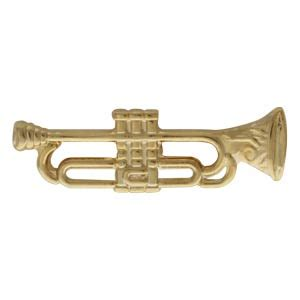 musical instrument pins brass section