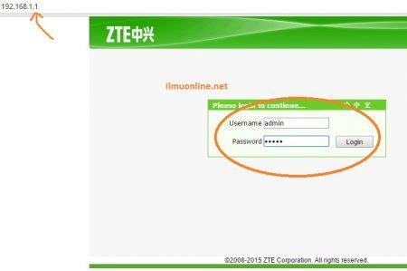 Wifi Indihome cara mengganti password wifi indihome zte