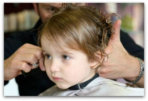 Kursi Potong Rambut Anak kanubeea hair clip kiat memotong rambut si kecil di rumah