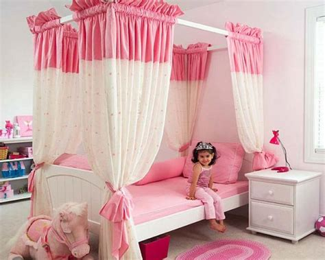 pink princess bedroom stylish girls pink bedrooms ideas
