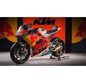 2017 KTM Moto2 MotoGP Race Bike 4K Wallpapers  HD