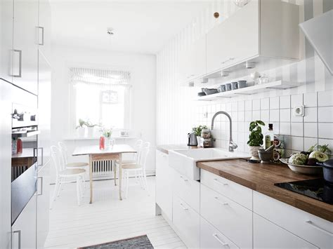 swedish kitchens decordots bright and light scandinavian apartment