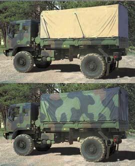 military jeep tan camouflage paint