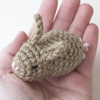a tiny itsy bitsy gift of an egg ravelry one amigurumi baby bunny pattern by karla fitch