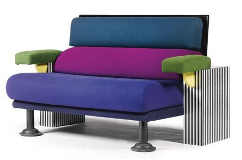 furniture upholstery memphis michele de lucchi quot lido quot sofa sotheby s chaises