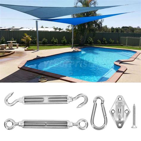 Sunscreen Patio Accessories Sun Shade Sail Garden Patio Awning Canopy Sunscreen