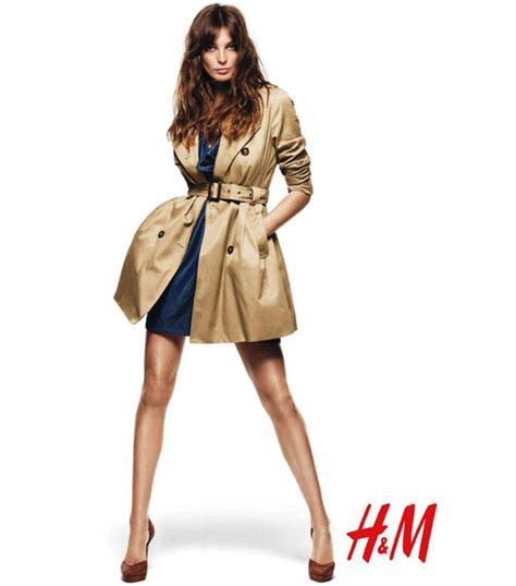 Werbowy Models For Hm by Werbowy For H M Fall Winter 2010 Ad Caign