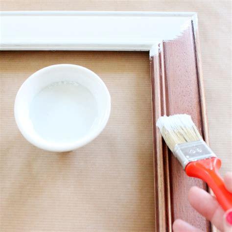 come fare una cornice per un quadro diy a colazione come fare un vassoio con una cornice