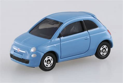 Fiat 500 Tomica Takara Tomy No 90 Blue 2 amiami character hobby shop tomica no 90 fiat 500 press limited color released