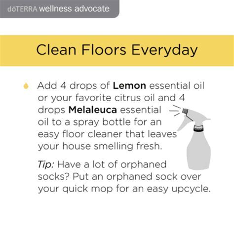 doTERRA Lemon Essential Oil Uses with DIY and Food Recipes