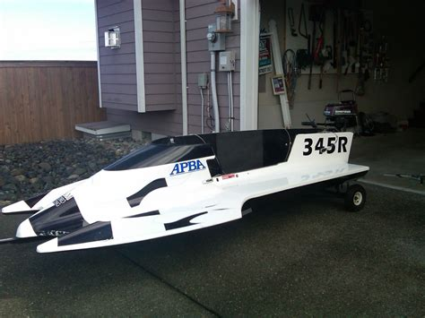 hydroplane boat revolution outboard hydroplane 2008 for sale for 1 000
