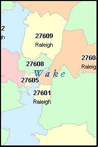 raleigh carolina nc zip code map downloads