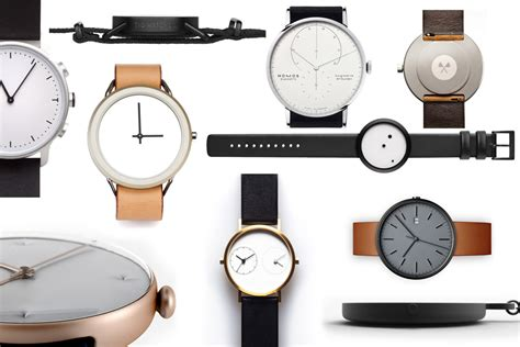 Design Milk Minimalist Watches | 12 minimalist watches a fine time for simplicity design