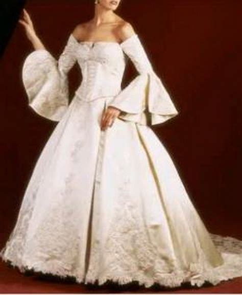 Old Style Wedding Dresses Fashioned Dresses