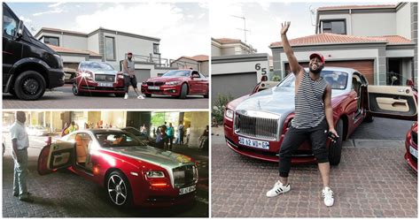casper nyovest new home and car cassper nyovest buys a bentley adds it to car collection
