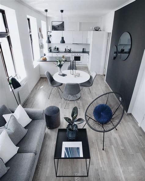 estilo nordico  encantador apartamento de