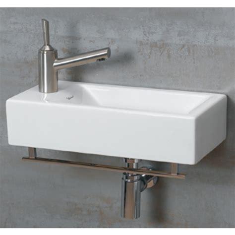 wall mount sink with towel bar bathroom sinks wall mount bathroom sink available with