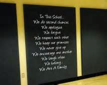 In This School Education Wall Decals   Trading Phrases