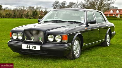 bentley brooklands 1997 bentley brooklands lwb 1997 pick up sold classicdigest com