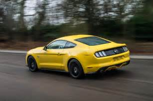 Ford Mustang Styles Ford Mustang Review 2017 Autocar