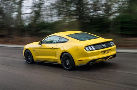 ford mustang review 2017 autocar