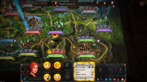 game action adventure mod apk the witcher adventure game v1 2 3 2 apk data