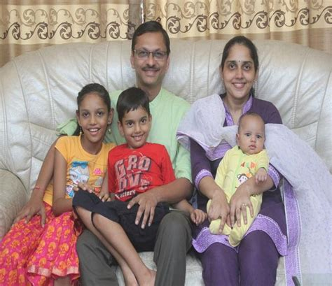 Tapu Real Family Photo