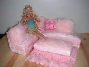 Dollhouse Sofa Barbie Monster Style Furniture By Dorrdesigns On Etsy