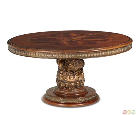 michael amini dining table michael amini oval dining table villa valencia
