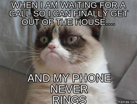 Waiting By The Phone Meme - home memes com