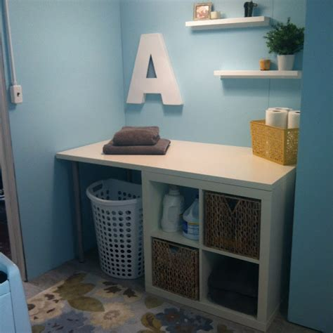 ikea laundry room hack this is a great ikea hack laundry room folding area