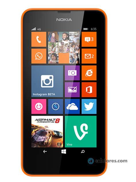 imagenes para celular lumia 520 nokia lumia 635 celulares com m 233 xico