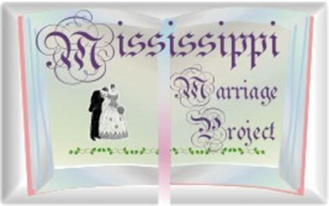 Ms Marriage Records Neshoba County Mississippi Marriage Records