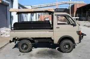 Daihatsu 4x4 Mini Truck For Sale Custom Daihatsu Mini Truck Pirate4x4 4x4 And