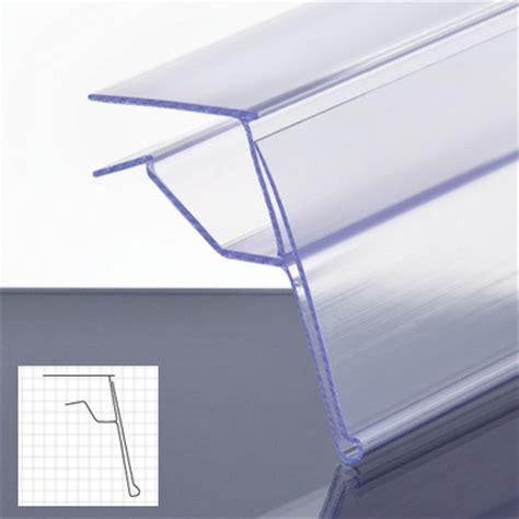 Retail Shelf Tag Holders by Shelf Label Holder Glsd 39 Quot For 1 5 Quot High Shelf Labels