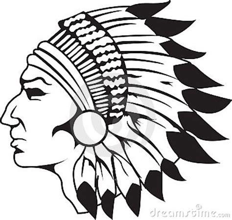imagenes de indios en blanco y negro jefe indio blanco y negro foto de archivo imagen 3442690