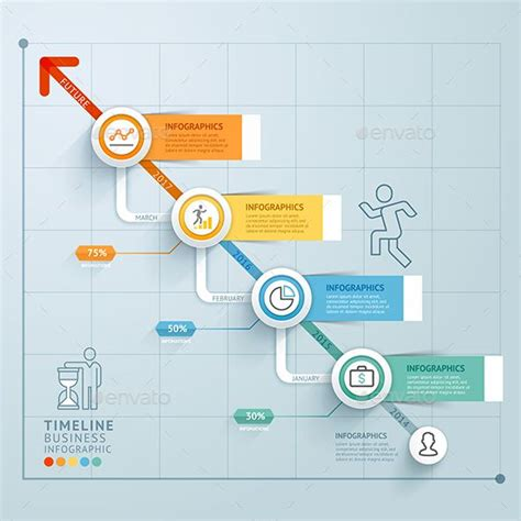 timeline infographic template 1000 ideas about timeline infographic on