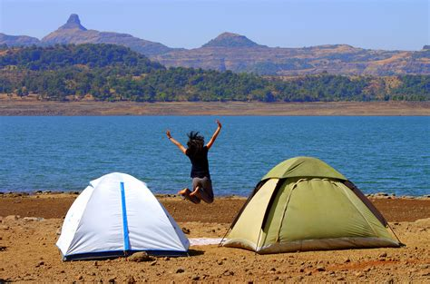 Find In India Getsetc Find The Best Places For Cing In India Lake Tent Active Writing