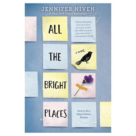 all the bright places 0141357037 all the bright places paperback by jennifer niven target