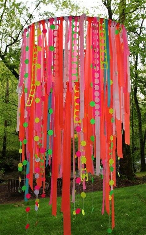 how to make decorations with ribbon hula hoop ribbon chandelier hoops dreamcatchers
