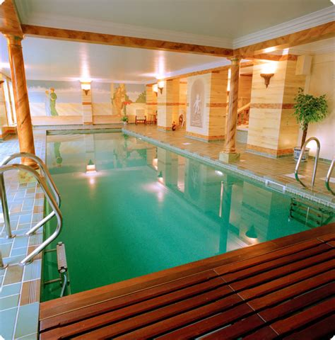 enclosed pools indoor pools