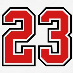 number 23 shirts spreadshirt