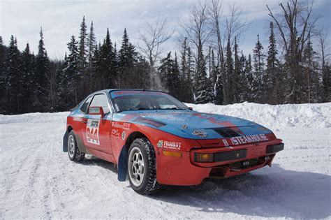 porsche 944 rally car the road less traveled one member s rally spec 944
