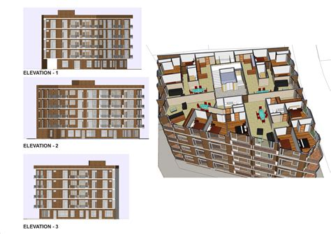 layout plan of the building apartment building drawing at getdrawings com free for
