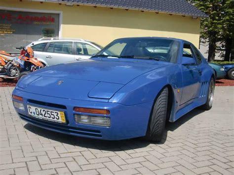 porsche 944 blue 1991 porsche 944 blue 200 interior and exterior images